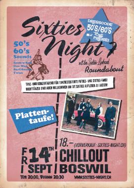 Roundabouts 7. Sixties-Night